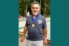 2015 Paesano Bocce Club Singles Champion